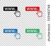 www  icon   vector icon | Shutterstock .eps vector #535483768