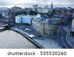 Newcastle Cityscape Quayside...