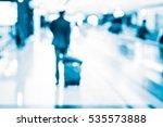 bokeh background of pilots... | Shutterstock . vector #535573888