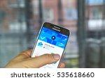 montreal  canada   june 23 ... | Shutterstock . vector #535618660