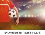 soccer. | Shutterstock . vector #535644376