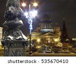 st. petersburg. view of st.... | Shutterstock . vector #535670410