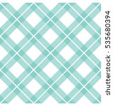 checkered seamless pattern  | Shutterstock .eps vector #535680394