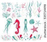 The Inhabitants Of The Seabed...