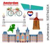 Amsterdam Netherlands Travel...