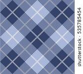 tartan seamless vector patterns ... | Shutterstock .eps vector #535785454