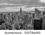 new york  united states  ...   Shutterstock . vector #535786690