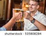 friends having fun  and... | Shutterstock . vector #535808284