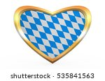 Bavarian Official Flag  Symbol  ...