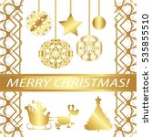 """greeting card """"merry christmas  ... 