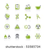 science    natura series | Shutterstock .eps vector #53585734