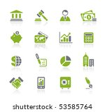 business   finance    natura... | Shutterstock .eps vector #53585764