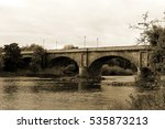 Kelso Bridge  Located At The...