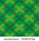 seamless geometric pattern with ... | Shutterstock .eps vector #535876768