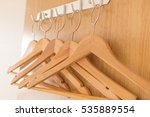 hanger | Shutterstock . vector #535889554