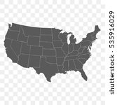 usa map in chess background   Shutterstock .eps vector #535916029