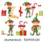 Elf Santa Claus Santa's Elves...