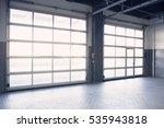interior auto motor speedway... | Shutterstock . vector #535943818