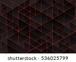 abstract background with... | Shutterstock . vector #536025799