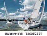 moscow   august 24   team... | Shutterstock . vector #536052934