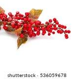 christmas seasonal border | Shutterstock . vector #536059678