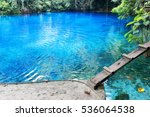 Blue Holes Are Natural Feature...