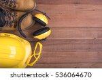 equiement safety standard.   Shutterstock . vector #536064670