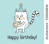 Vector Template Of Birthday...