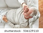 old age  problem and people... | Shutterstock . vector #536129110