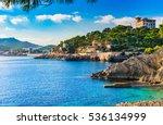 Island Scenery  Seascape Of...