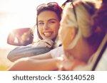 summer vacation  holidays ... | Shutterstock . vector #536140528