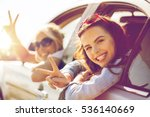 summer vacation  holidays ... | Shutterstock . vector #536140669