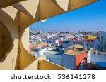 seville  spain   november 19... | Shutterstock . vector #536141278