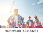 business  building  teamwork... | Shutterstock . vector #536153284