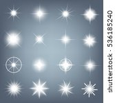 creative concept vector set of... | Shutterstock .eps vector #536185240