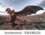aviator woman and steam punk... | Shutterstock . vector #536188120