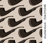 seamless vector pattern.... | Shutterstock .eps vector #536191048