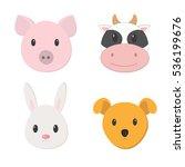 illustration of pets   Shutterstock .eps vector #536199676