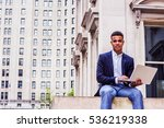 african american college...   Shutterstock . vector #536219338