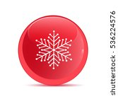 red button with the image of...   Shutterstock .eps vector #536224576