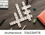 help and support concept... | Shutterstock . vector #536236978