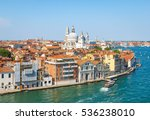 Cityscape View Of Venice From...