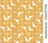 vector seamless pattern... | Shutterstock .eps vector #536257708