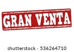 gran venta  big sale  grunge... | Shutterstock .eps vector #536264710