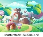 vector cartoon illustration...   Shutterstock .eps vector #536303470