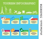 tourism related business...   Shutterstock .eps vector #536308558