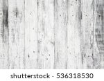 white old vintage wood texture... | Shutterstock . vector #536318530