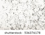 ink stained background... | Shutterstock . vector #536376178