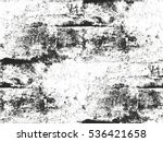 distressed overlay texture of... | Shutterstock .eps vector #536421658