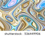 colorful psychedelic background ... | Shutterstock . vector #536449906